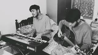 Sang Tere (Acoustic Cover) // BRIJO | Bridge Music India ft. Nemo Kulo, Sam Alex & Johnny Kulo