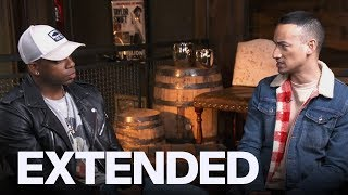 Jimmie Allen Talks Black Artists In Country Music, And More | EXTENDED Video