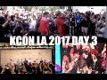 KCON LA 2017 DAY 3 ||VLOG||