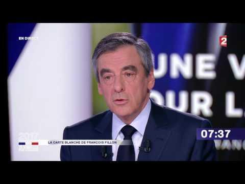 """""""Il faut que nous aidions les musulmans de France""""   François Fillon"""