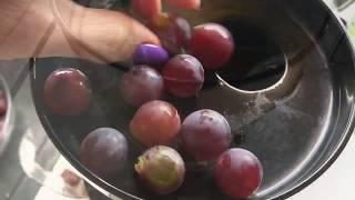 ЧУРЧХЕЛА из свежего винограда