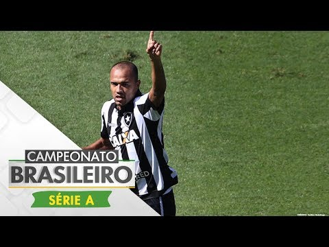 Melhores Momentos - Chapecoense 0 x 2 Botafogo - Campeonato Brasileiro (18/06/2017)