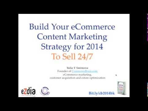 Build Your eCommerce Content Marketing Strategy Part 1