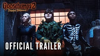 Download Video GOOSEBUMPS 2 - Official Trailer (HD) MP3 3GP MP4