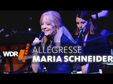 Maria Schneider feat. by WDR BIG BAND - Allégresse  | JAZZFESTIVAL VIERSEN 2006