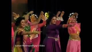 Colurful Performance by Tolly Artists in Tele Academy Award