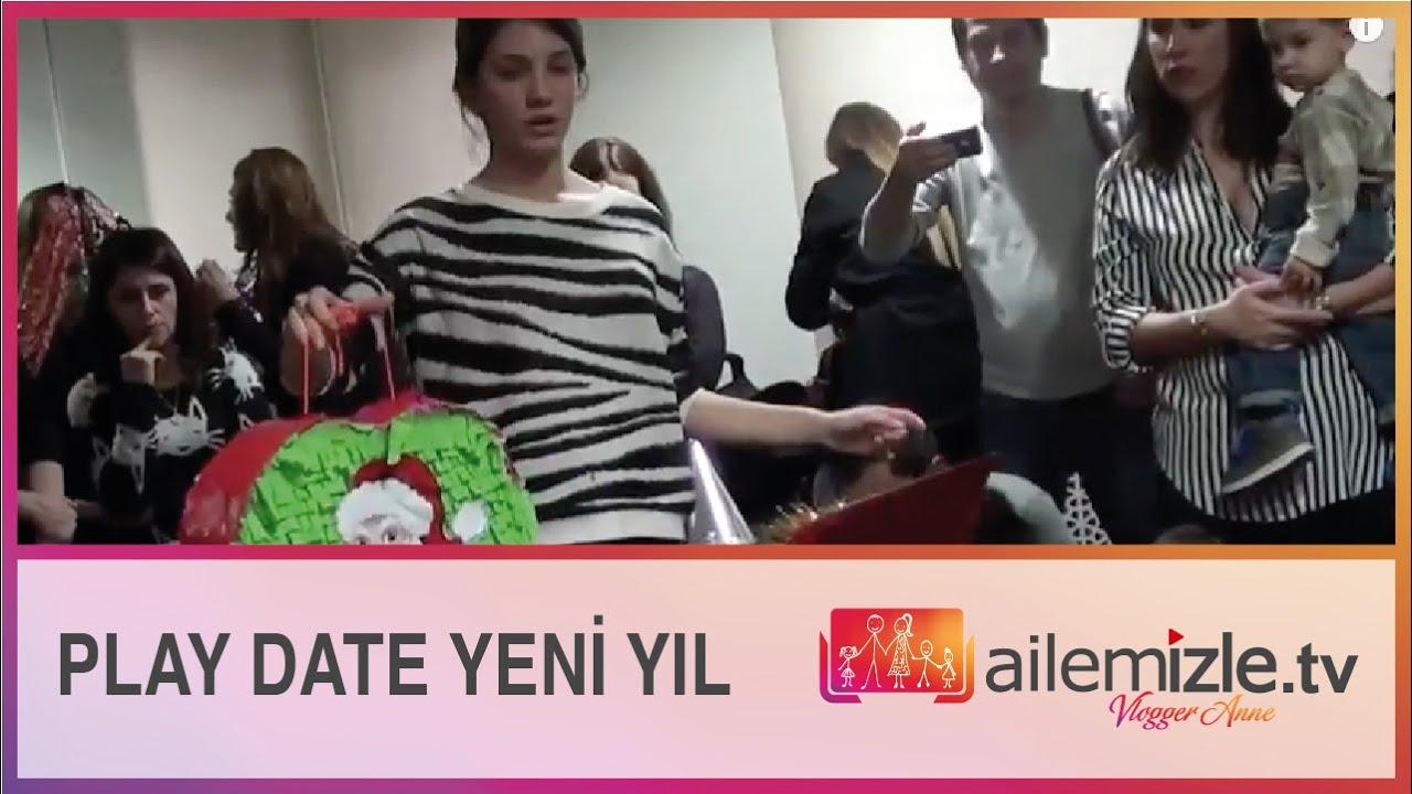 Playdate Turkey - Yeni yıl partisi 2014