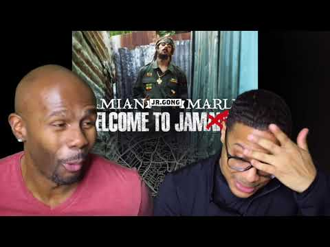 Damian Marley- Welcome To Jamrock (REVIEW!!!)