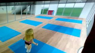 Roblox gym #ghost basketball(1)