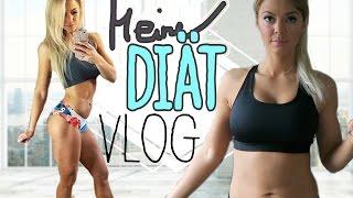 Diät Transformation | Bikini Posing Training 👙 Schulter Workout | Abnehmen - VLOG Ernährung Tipps