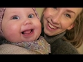 SUPER SMILEY BABY (+ HER FIRST FOODS) | VLOGUARY mp3