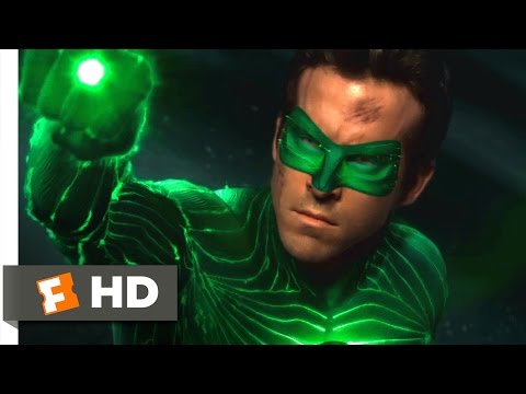 Green Lantern - Parallax Attacks Scene (9/10) | Movieclips