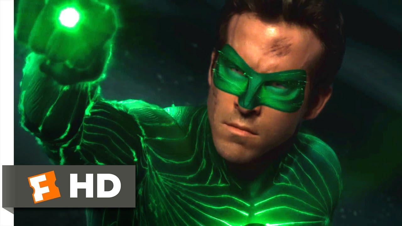 Download Green Lantern - Parallax Attacks Scene (9/10) | Movieclips
