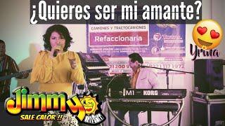 Jimmy Sale Calor | #TransmisiónEnVivo Quieres ser mi amante