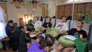 Moaning During Massage Prank! (PART 2)
