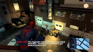 [ Gameplay ]  The Amazing Spider Man 2