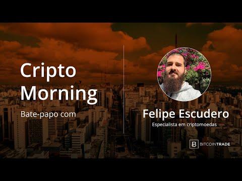 Cripto Morning - Bitcoin poderá corrigir mais durante a semana?  - 19/04