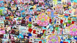 ULTIMATE Blind Bag Opening #3 🎁 OVER 300 Surprise Toys, Full Boxes, Cases, Sets, 7 HOUR Compilation