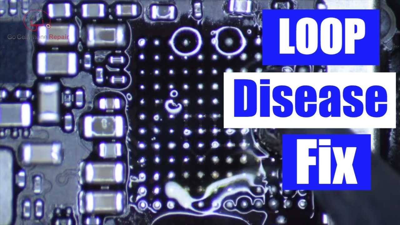 separation shoes 5c9dc 97b4d iPhone 7 Audio IC Replacement - Loop Disease Fix