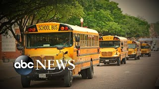 Young student calls 911 to report allegedly 'drunk' school bus driver