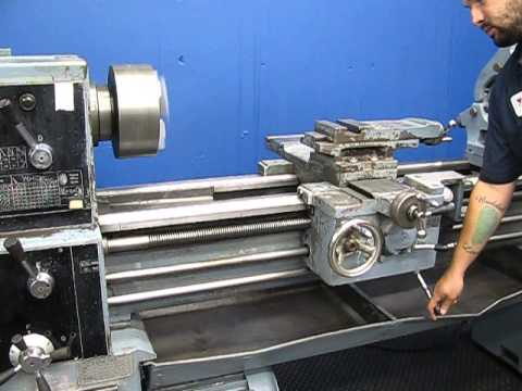 voest 20 x 60 geared head gap bed engine lathe nicely tooled rh youtube com Rockwell Lathe voest lathe manual - free ebooks download