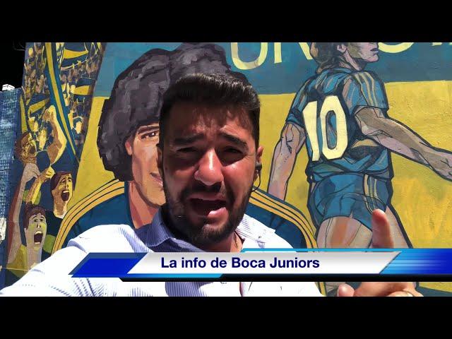 Boca Juniors, el mercado de pases y el jugador que quieren cómo el primer refuerzo