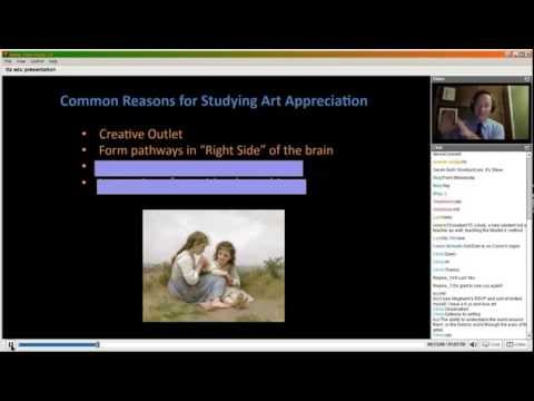 The Power of Art Appreciation in a Child's Education