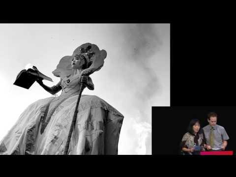 "Degenerate Art Ensemble Present ""The Predator's Songstress"" at the 2015 Creative Capital Retreat"