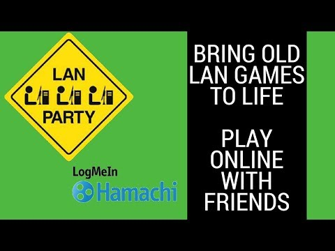 Create A VPN And Play Lan Games Online Using Hamachi