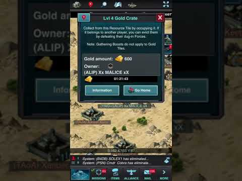 Mobile Strike Trap Build 11/19/17