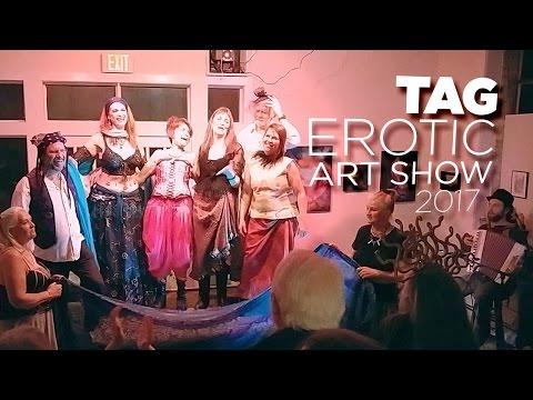 TAG - Erotic Art Show Performance 2017