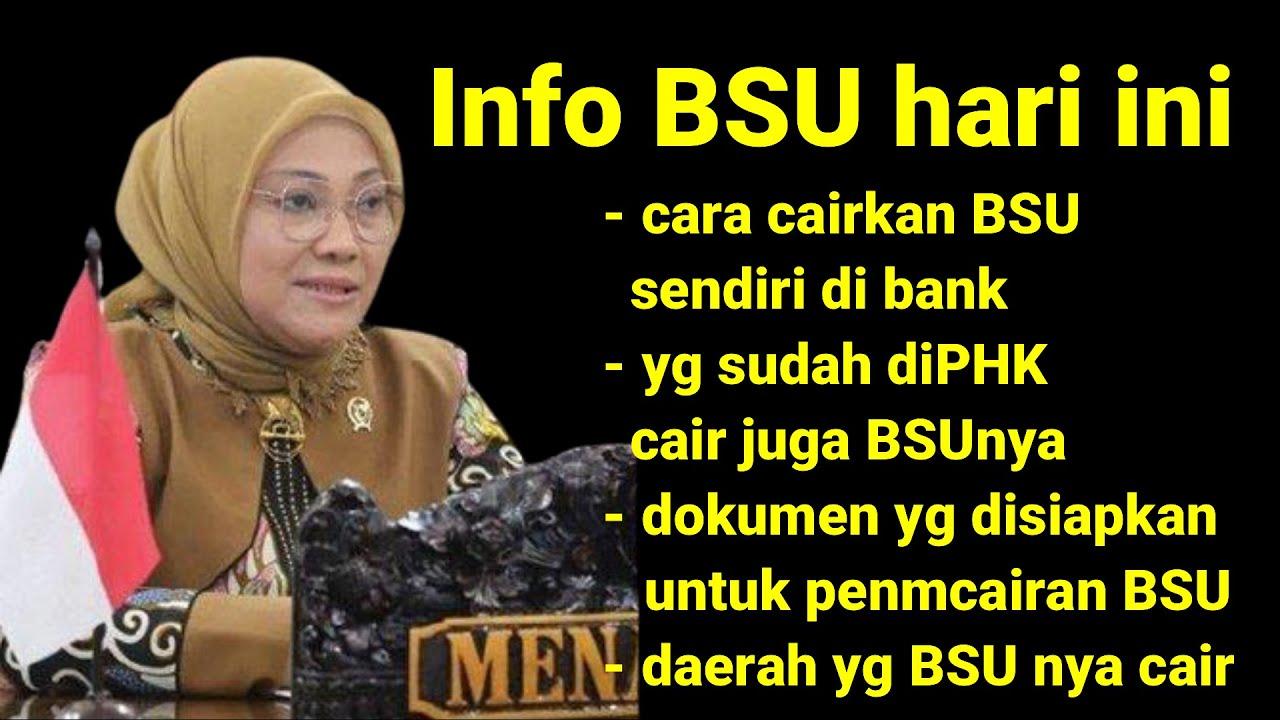 Download INFO BSU HARI INI CAIR DI BANK INI DAN DAERAH INI  TESTIMONI PEKERJA YG CAIRKAN LANGSUNG KE HIMBARA