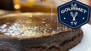Flourless Chocolate Cake Recipe - Legourmettv