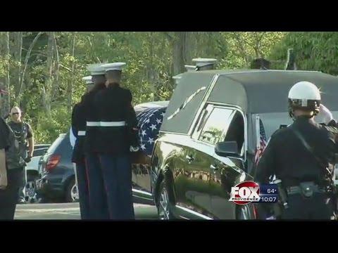 Body Of Slain Massachusetts Marine Returns Home