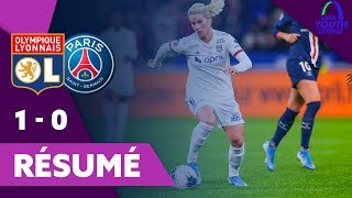 Résumé OL / PSG | D1 ARKEMA | Olympique Lyonnais