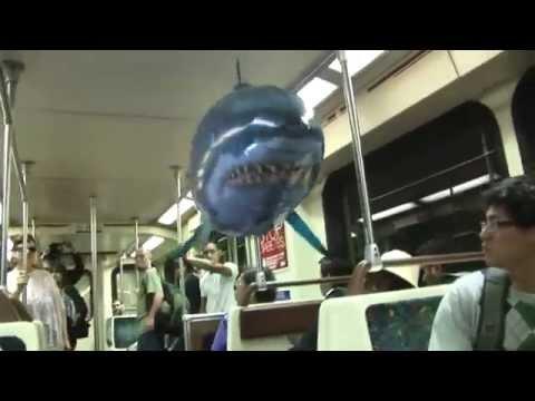 squalo volante telecomandato giusto a caso youtube
