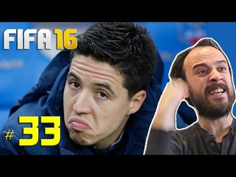 FIFA 16 Kariyer #33: YENİ BAŞLANGIÇ - BÖLÜM 1