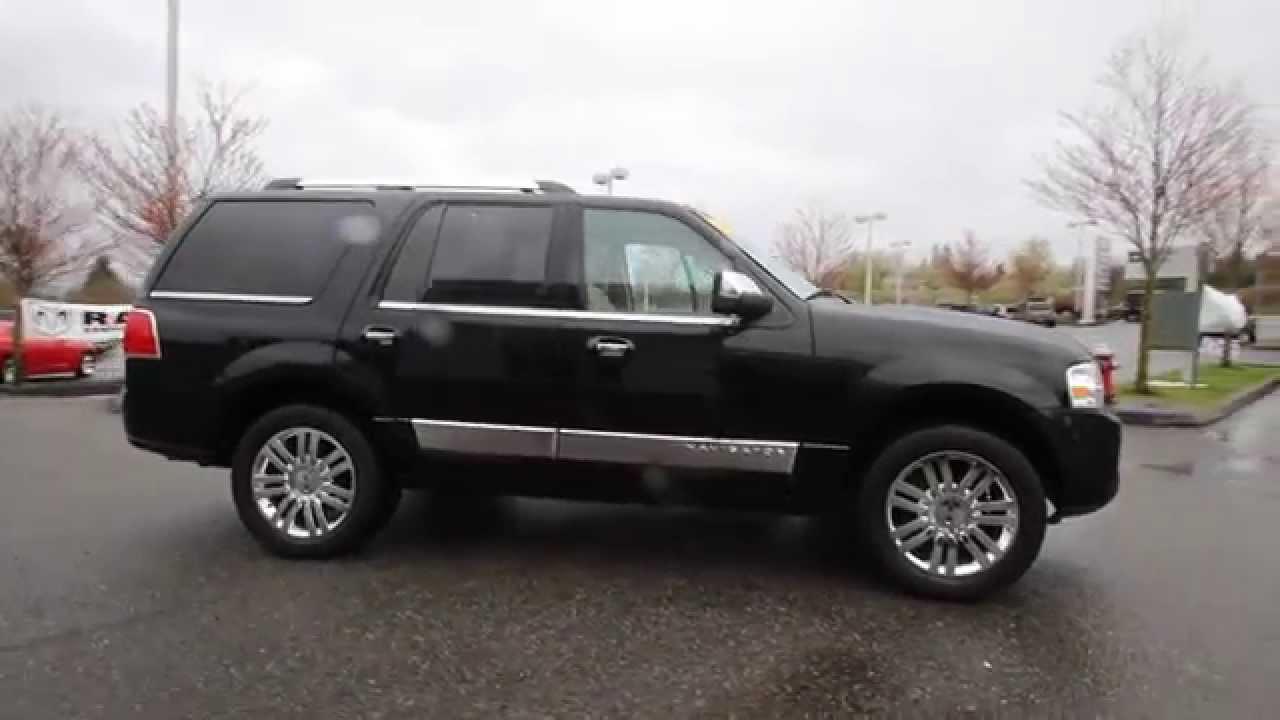 2007 Lincoln Navigator | Black | 7LJ12465 | Everett | Snohomish ...