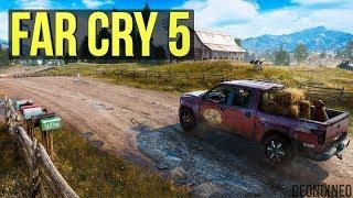 Far Cry 5 (FHD60)   Ep.16 ПО ГАЗАМ (Топливо)