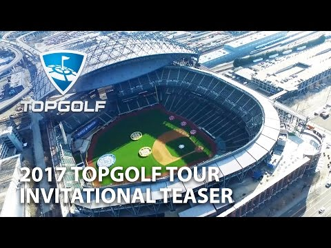Topgolf Tour Invitational Teaser | 2017 Topgolf Tour | Topgolf