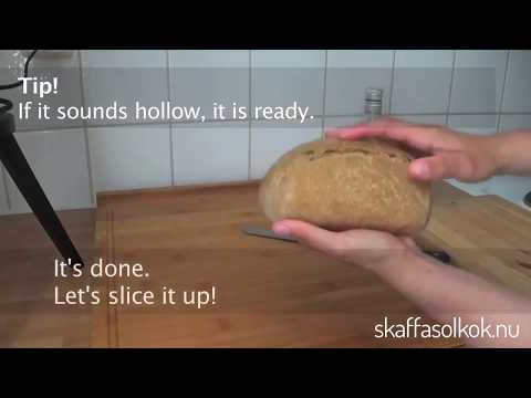 Baking Bread in the Gosun stoves (English version)