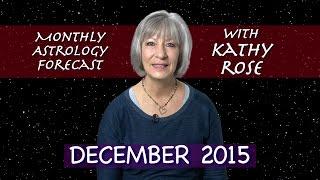 Astrology Forecast December 2015