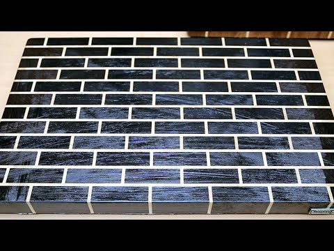 making a brick wall end grain cutting board youtube