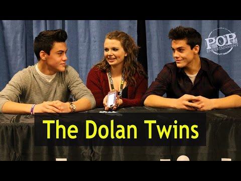 dating dolan twins
