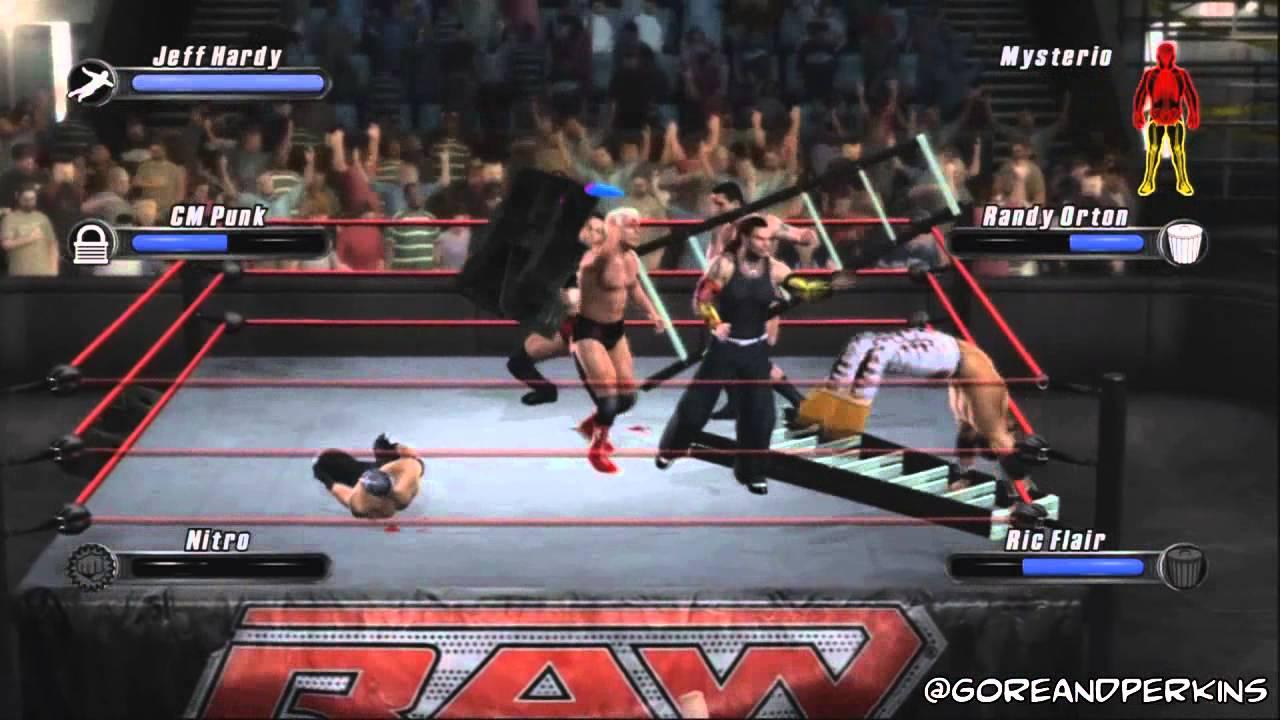 """Résultat de recherche d'images pour """"wwe smackdown vs raw ps2 randy orton jeff hardy"""""""