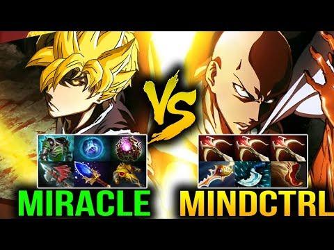 Miracle- Invoker VS Mindcontrol Kunkka - EPIC WTF MATCHUP Dota 2 thumbnail