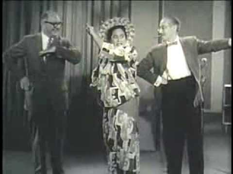 You Bet Your Life #58-15 Groucho does the Hula (Secret word 'Name', Jan 1, 1959)