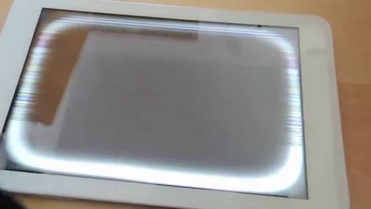 Tablet Flackert