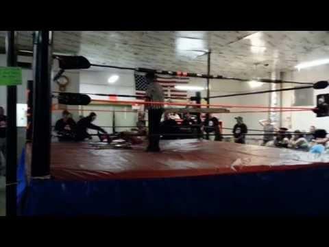 Adrian Silvers VS. The TCW Nightmare (Casket Match)
