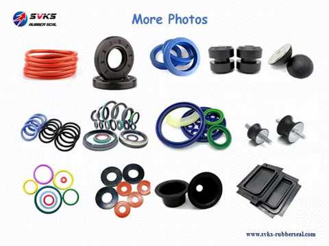 svks rubber seals - o ring, oil seal, hydraulic seal, rubber damper